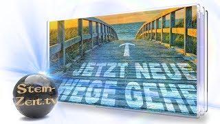 Mit Kristallwasser zum Systemwechsel ? - Hans- Jürgen Klaussner bei SteinZeit