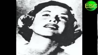 ESC 1956 06   Luxembourg 1   Michele Arnaud   Ne Crois Pas