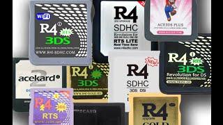 Configurar El R4 Para Nintendo DS Con El Mejor Firmware