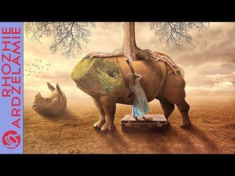 Rhino and Rani - Photo Manipulation by Rhozhie Ardzelamie (Speed Art)