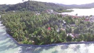 Desa Sioban, Sipora Selatan, Kep. Mentawai, Sumatera Barat.