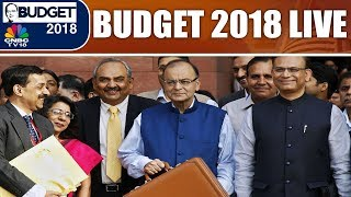 Budget 2018 Live Updates | CNBC-TV18 LIVE STREAM | BUSINESS NEWS