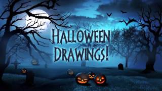 Halloween Drawing Time!