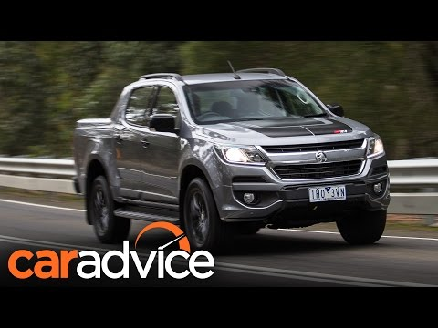 2017 Holden Colorado (Chevrolet S10) review | CarAdvice