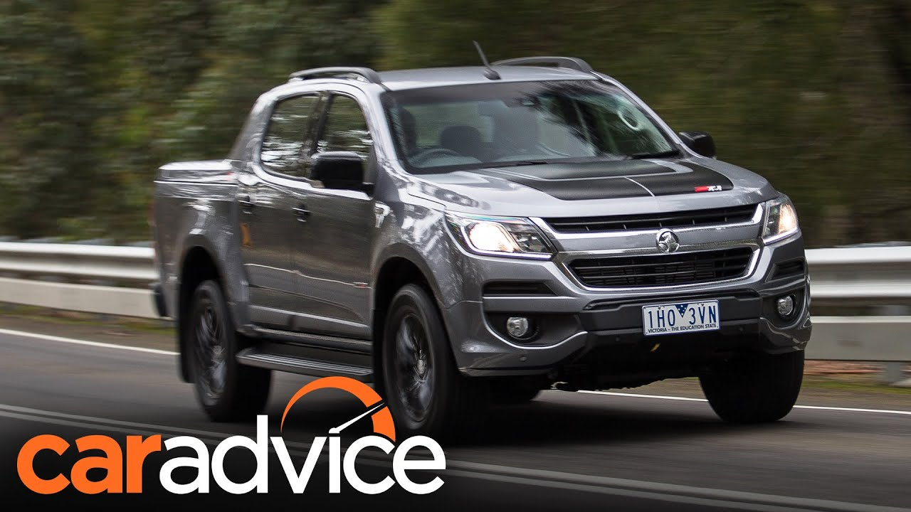 Unique 2017 Holden Colorado Chevrolet S10 Review  CarAdvice  YouTube