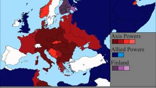 World War II in Europe: Every Day