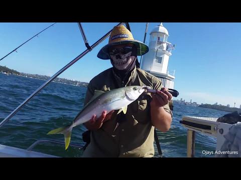 Fishing the Hawkesbury...