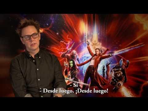 Guardianes de la Galaxia Vol. 2: Entrevista exclusiva a James Gunn