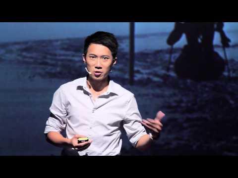 穿越極限的勇者:陳彥博 (Tommy Chen) at TEDxTaipei 2013
