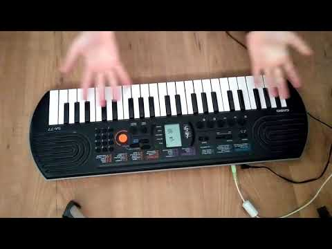 CASIO SA-77 review! | REVIEW #1
