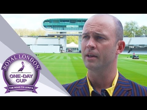 Jonathan Trott's Batting Tips - Royal London One-Day Cup