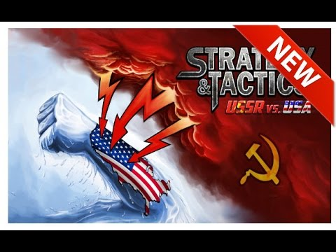 Strategy & Tactics: USSR vsUSA - Daily Android Games