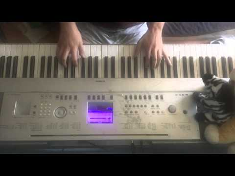 Gnarls Barkley - crazy - piano cover