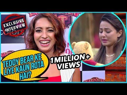 Asha Negi Makes FUN Of Hina Khan As She CRIES For Pooh | Bigg Boss 11 | EXCLUSIVE Interview