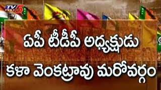 Group Politics in Srikakulam TDP | Political Junction | TV5 News