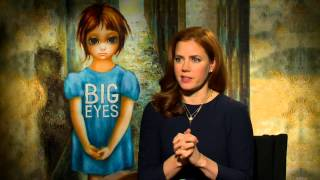 Amy Adams Interview- Batman V Superman: Dawn of Justice