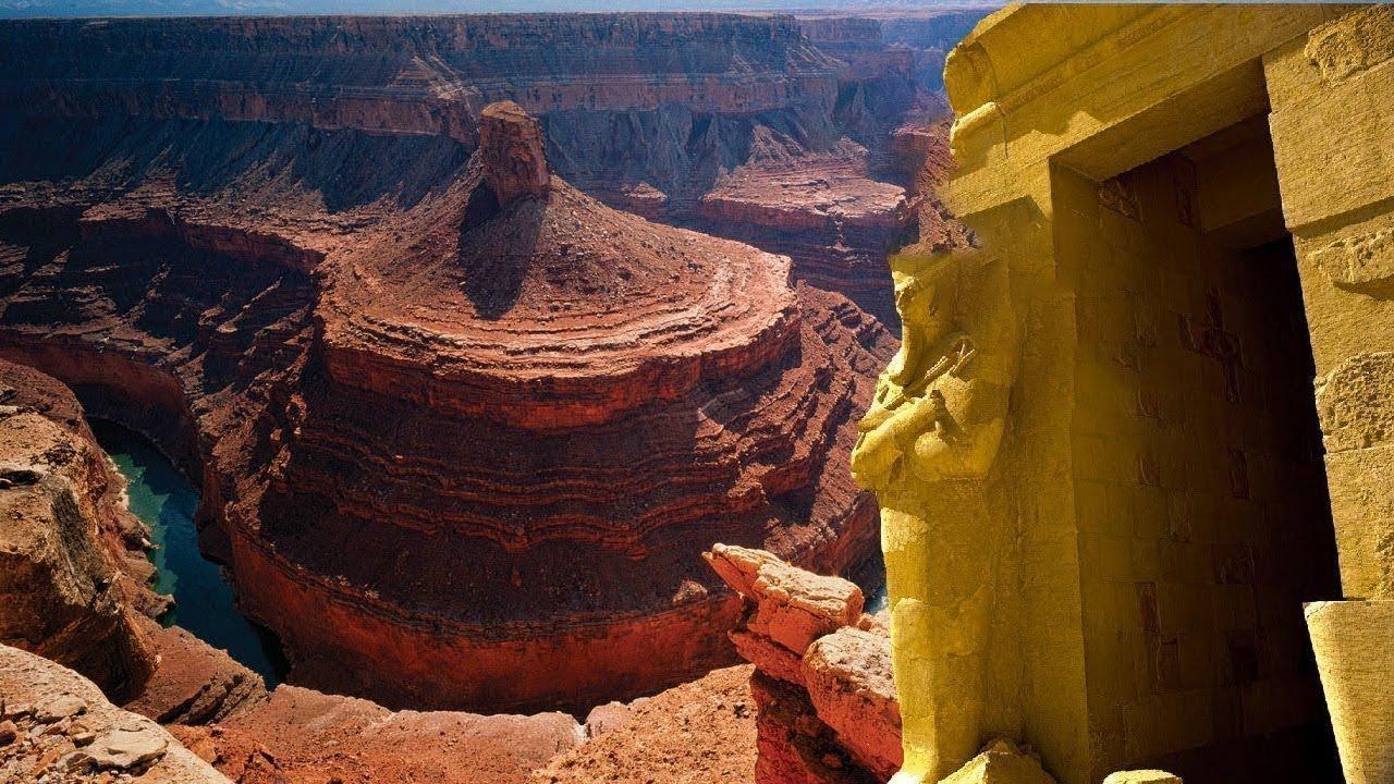 Какие тайны скрывает Гранд-Каньон в своих пещерах