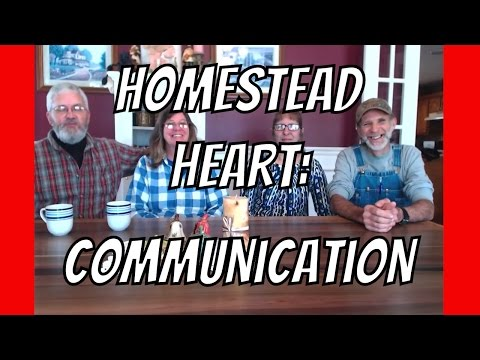 Marriage Tips | Homestead Heart | Communication is Key | AldermanFarms