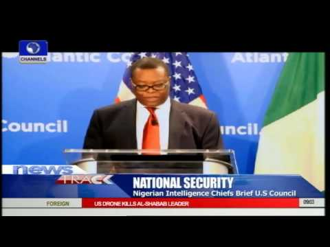 Nigerian Intelligence Chiefs Brief US Council On Security Report