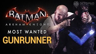 Batman: Arkham Knight - Gunrunner (Penguin)