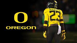 Hard-Hitting Oregon Safety 🔥 Verone Mckinley III ᴴᴰ