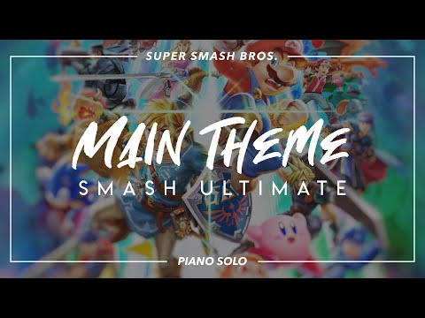 Something About Smash Bros World Of Light Animated Loud Sound