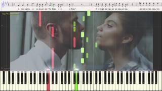Download Туманы - Макс Барских (Ноты и Видеоурок для фортепиано) (piano cover) Mp3 and Videos