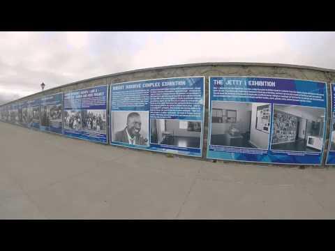 Robben Island Prison Ferry & Tour