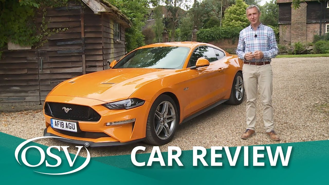 Ford mustang 2018 in depth review osv car reviews