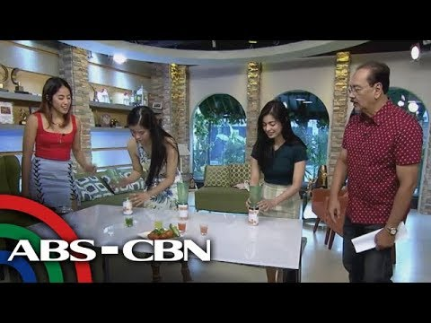 UKG: Celebrity Challenge nina Kisses Delavin at Jane de Leon!