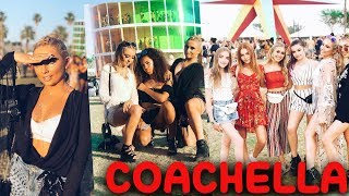 What is coachella REALLY like .. BRITISH GIRLS GO FOR THE FIRST TIME!! 😍😭😱