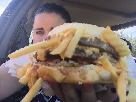 Double Queso Burger | Moving to Portland?