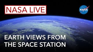 NASA Live Earth Views from the Space Station