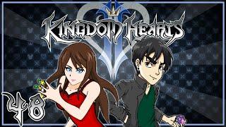 Kingdom Hearts 2 - Combos! - Part 48 (MorganWant w/ NateWantsToBattle)
