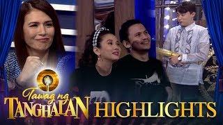 Ryan Bang gets scared of Zsa Zsa Padilla and Yael Yuzon | Tawag ng Tanghalan