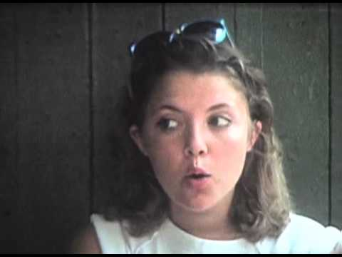 Isabelle Méjias (1982) by Gérard Courant - Cinématon #221