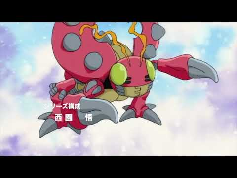 Digimon Adventure OP 1 - Butter-Fly (HD, Sho Oosawa cover)