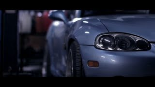 A best friend's story // Mazda MX5 - Steve Ketner
