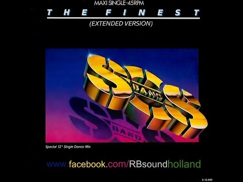 The S.O.S. Band - The Finest (12 inch Long Version) HQsound