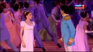 видео: Балет с открытия Олимпиады Сочи 2014