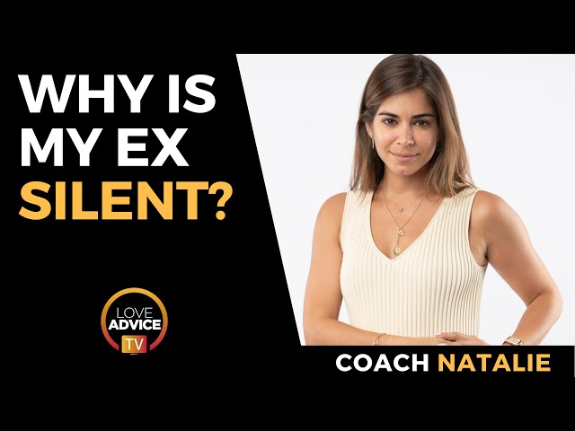 Why is My Ex Silent? 3 Reasons Your Ex is Not Responding to You