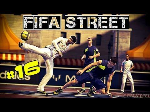 FIFA STREET 4| Прохождение КАРЬЕРЫ | #16 [Игра против REAL MADRID]