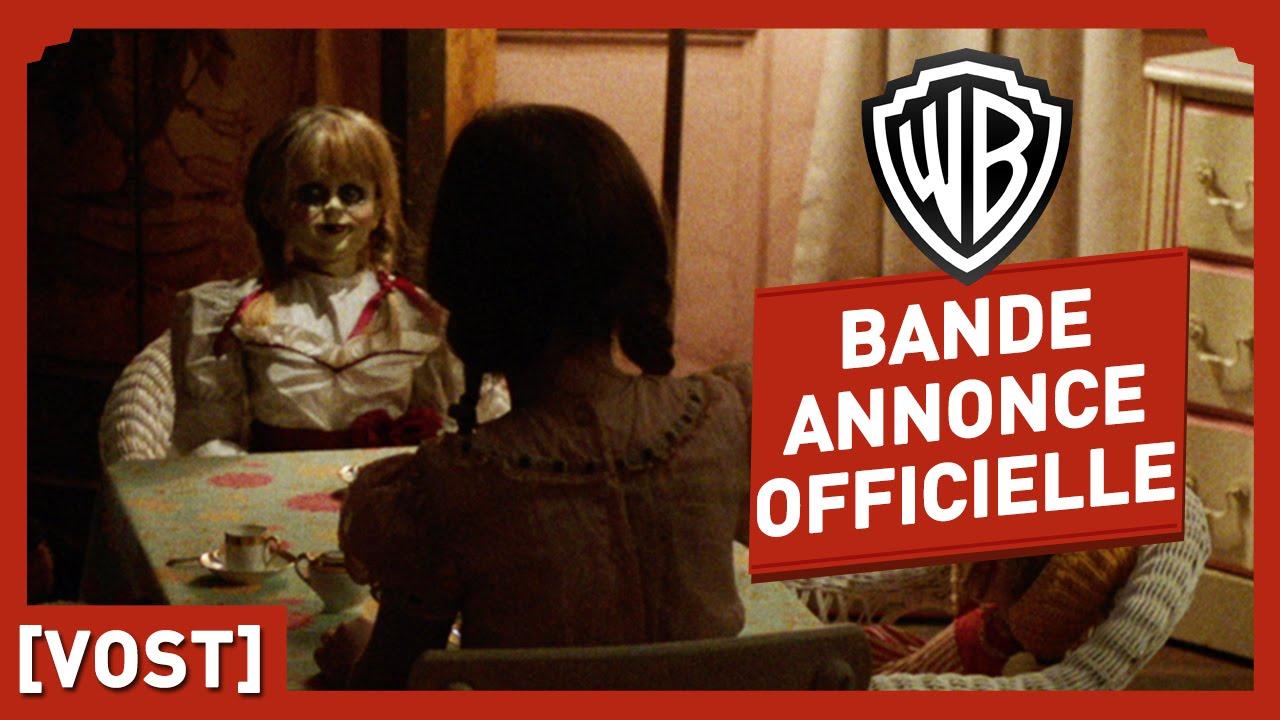 Annabelle 2 : la Création du Mal - Bande Annonce Officielle - David F. Sandberg