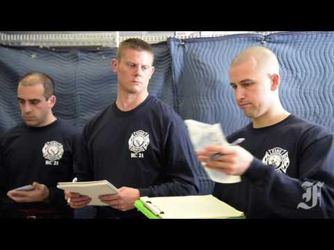 Frederick County Fire Academy Blood Training