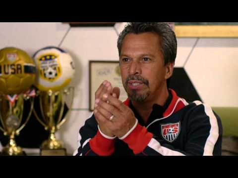 About Coach Jorge Acosta, Sound of Gol Girls U12 Soccer Team