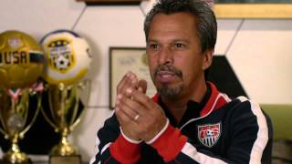 About Coach Jorge Acosta, Sound of Gol Girls U12 Soccer Team