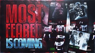 MOST FEARED IS COMING!! NEWS + The SCARIEST PROMO in Madden MOBILE! BEAST CARDS & WILD SETS!