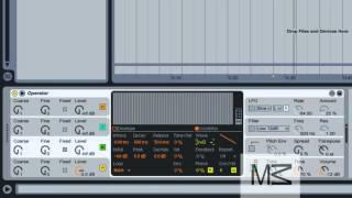 Модные шумовые и звуковые эффекты в Ableton Live