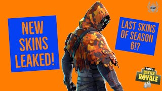 ALL Fortnite v6 31 skin LEAKS! NEW SKINS INSIGHT, LONGSHOT! Fortnite Battle Royale Update!