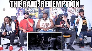 The Raid Redemption Mad Dog vs Rama  Andi Fight Scene Reaction